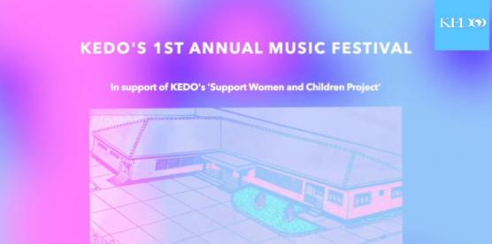 KEDO Virtual Music Festival