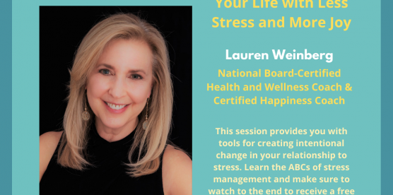 KEDO Speaker Spotlight: Lauren Yellin Weinberg