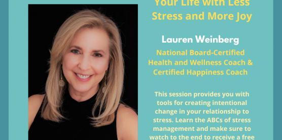 KEDO Speaker Spotlight: Lauren Yellin Weinberg